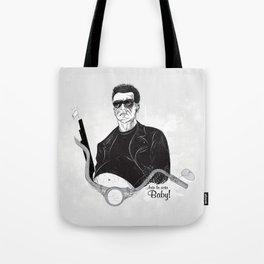 Heroes - The Man Tote Bag