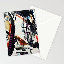 Arc Over Here Stationery Cards