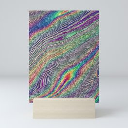 Soul wash Mini Art Print