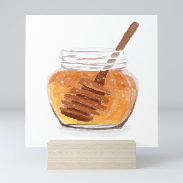 Honey Pot Painting Mini Art Print