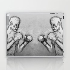 prizefighter sports boxing design Laptop & iPad Skin