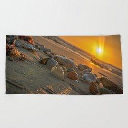 Brilliant Morning Beach Towel