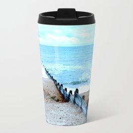 Outlook over the North Sea Travel Mug