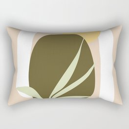 Abstract modern Rectangular Pillow