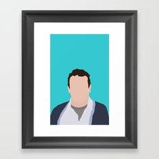 Marshall Ericksen HIMYM Framed Art Print