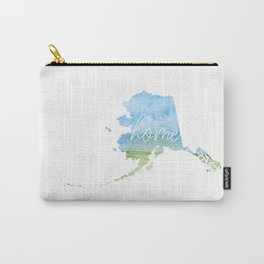 Alaska Home State Carry-All Pouch