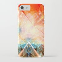 angel iPhone & iPod Cases featuring Angel by Christine baessler