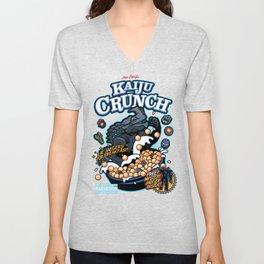 Kaiju Crunch Unisex V-Neck