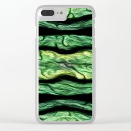 Psikedelix 115 Clear iPhone Case