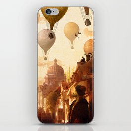 Voyage to the Unkown iPhone Skin