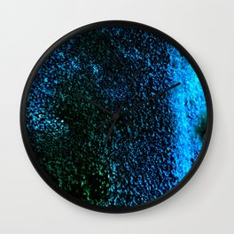 Vastness (Coral Reef) Wall Clock