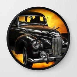 Humber Pullman Limousine Wall Clock