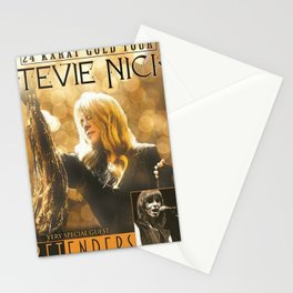 Stevie Nicks Stationery Cards