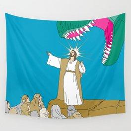 Jesus, Etc. Wall Tapestry