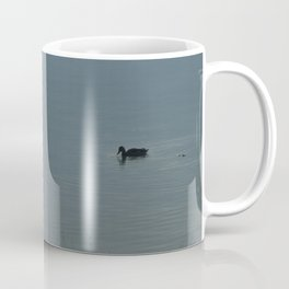 Morning Blue: Mallard Coffee Mug