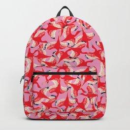 Scarlet Ibises Backpack