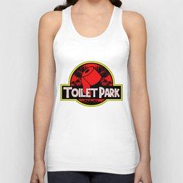 Toilet Park Unisex Tank Top