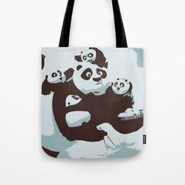 Kung Fu Panda Friendship Tote Bag