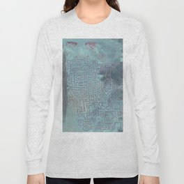 Aether Maze Long Sleeve T-shirt