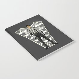 HIStory Promo Military March Jackson 2 Notebook