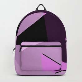 Oh blacky pink ... Backpack