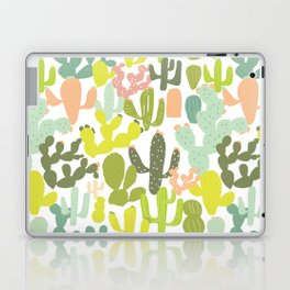 Cactus Garden Laptop & iPad Skin