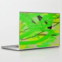 artsy Laptop & iPad Skins featuring Artsy by DesignByAmiee