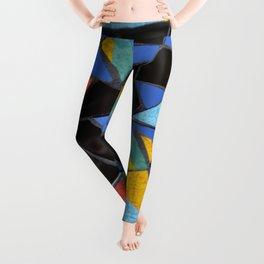 Toucan Dance Mosaic Leggings