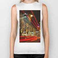 berlin Biker Tanks featuring Berlin! by Ricarda Balistreri