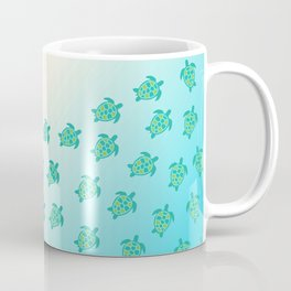 Turtles and the Ocean Coffee Mug