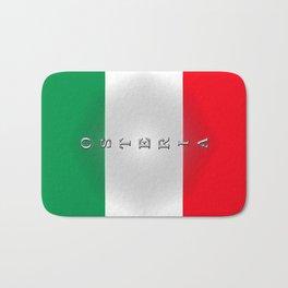 Italia Osteria Bath Mat