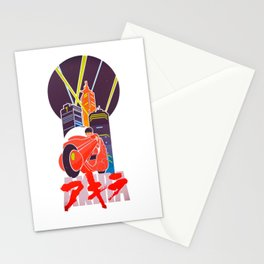 Akira - Motorcycle Stationery Cards
