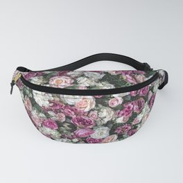 Flower carpet Fanny Pack