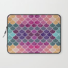 Watercolor Lovely Pattern VV Laptop Sleeve