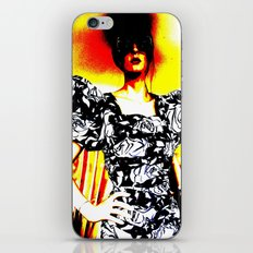 Vintage: Carmen iPhone & iPod Skin