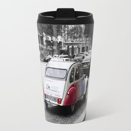 Paris Touring Travel Mug