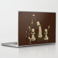 revolution Laptop & iPad Skins featuring Revolution! by sergio37