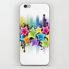 Super Freak! Super Freaky! iPhone & iPod Skin