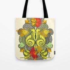Snailkiss Tote Bag