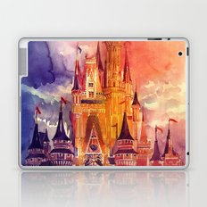 Cinderella Castle Laptop & iPad Skin