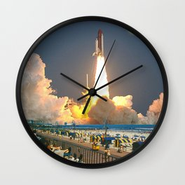 Launch date Wall Clock