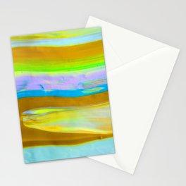liquid no3 Stationery Cards