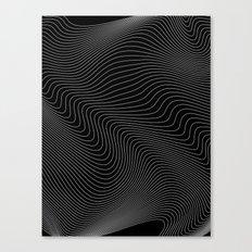 Distortion 017 Canvas Print