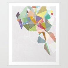 Graphic 201 Art Print