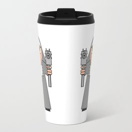 BAD HABIT UZI LUVVA Travel Mug