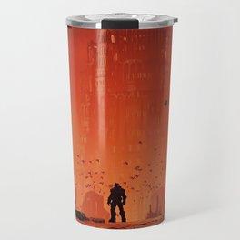 Doom Eternal Travel Mug