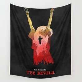 The Devils Wall Tapestry