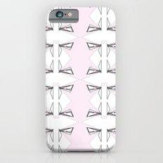 Metamorphosis in Pink and Black iPhone 6s Slim Case