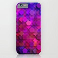Square Puzzle Pieces Pattern Slim Case iPhone 6s