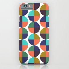 mod circles pattern Slim Case iPhone 6s